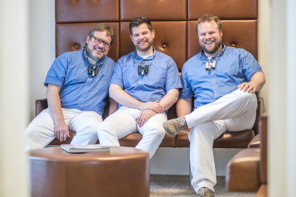 Zahnarzt Dr. Christian Schöler, Stephanus Schöler, Sascha Werner